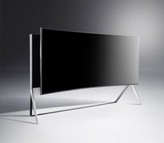 Samsung's latest 105-inch UHD TV isn't just curved: it bends too!
