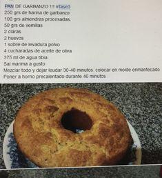 Gluten, Diabetes, Food And Drink, Bread, Desserts For Diabetics, No Flour Recipes, Breakfast, Vegetarian Food, Healthy Food