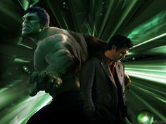 Hulk. Unul dintre demonii interiori ai trecutului meu.