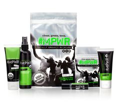 #MPWR SKINCARE - Totally Organic Skincare for Teens