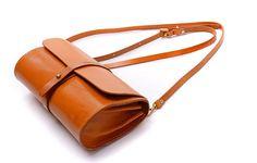 11 Frauen Leder Crossbody Taschen Damen Orange von BEIJINGREN