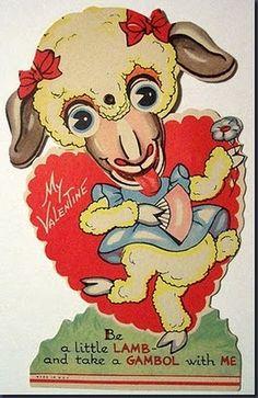 be a little lamb