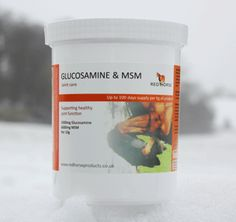 Glucosamine and MSM (1kg) » Equine Health, Nutrition & Wellbeing Products