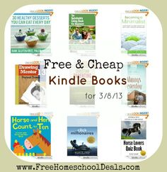 Free and Cheap Kindle Books 3/8/13: Parenting with C.H.R.I.S.T., Click Millionaires, Becoming a Minimalist, Portrait Drawing, + More