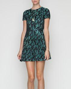 Ruffle T Dress needsupply.com