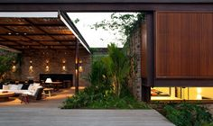 A great space that just invites you to spend time outdoors.