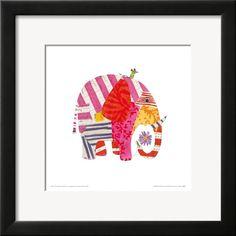 Big Elephant, Little Mouse - Art.com | domino.com