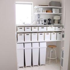 DIYで入れるものに合わせて棚を変える