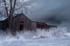 Abandoned farm in Silverdale, Whangaparaoa, Auckland, NZ, via Flickr