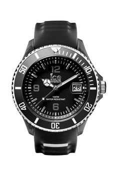 Want a new watch? Look at ICE sporty - Black & White . Buy it now for 99€ or £77 on Ice-Watch Official Webstore: https://www.ice-watch.com/be-en/ice-sili/ice-sporty-p-26740.htm?coul_att_detailID=856&utm_source=SOC_Pinterest&utm_medium=Post&utm_content=Product&utm_campaign=2015-11-12_Product-Pinterest-ALL_ALL
