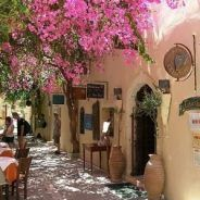 Blog 48 13/05/2017 Crete: History and a Feast Fit for the Gods in Rethymno.