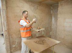 DIY Basic Plastering Skills