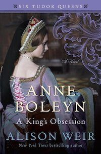 14 Historical Fiction Books About Anne Boleyn