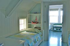 Charles Myer bunk room
