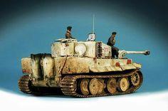 Panzerkampfwagen VI Tiger Modell