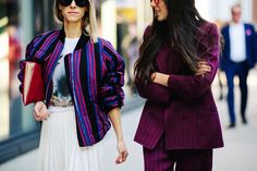 The Trends We're Seeing Every Fashion Girl In Right Now | The Zoe Report