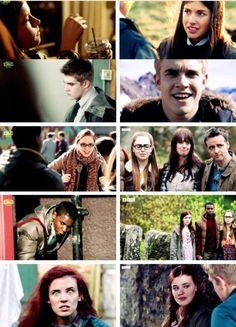 First and Last Appearances   Wolfblood Seasons 1-3