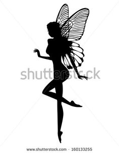 Fairy Silhouette Stock Photos, Royalty-Free Images & Vectors ...