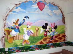 τοιχογραφία παιδικο δωματιο Disney, Baby, Baby Humor, Infant, Babies, Babys, Disney Art