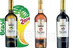 Faces — The Official FIFA World Cup Wine #wine #winery #winetasting #wineeducation #worldcup #brazil