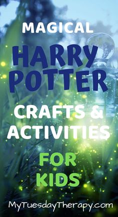 Easy Harry Potter Crafts for Kids These craft ideas are great as Harry Potter party activity or do them on a rainy day with your favorite Potterhead. Harry Potter Party Games, Harry Potter Activities, Harry Potter Gifts, Easy Party Games, Birthday Party Games For Kids, Teen Birthday, Diy Gifts For Kids, Fun Crafts For Kids, Diy For Teens