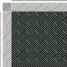 draft image: Page 1 Figure 11, Posselt's Textile Journal, September 1915, 14S, 14T