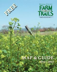 Map & Guide Cover 2012