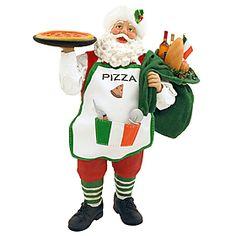 Fabriché™ Italian Musical Santa