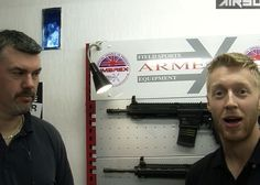 Armex, Fireball, & JD Airsoft Feature Videos