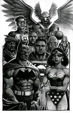Black Justice League.