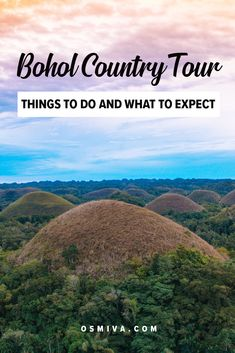 Relaxing Bohol Tourist Spots To Visit On Your Bohol Tour - Maria Benge - Travel Guides, Travel Tips, Travel Advice, Khao Lak, Koh Chang, Philippines Travel, Bohol Philippines, Tourist Spots, Koh Tao