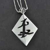 Parabatai Rune friendship necklace. Me and Allison maybe?