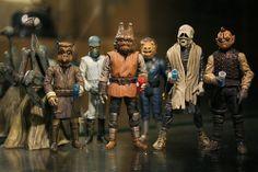 Is the Jedi robe a glaring Star Wars plot hole? Images Star Wars, Star Wars Pictures, Star Wars Fan Art, Star Wars Action Figures, Custom Action Figures, Star Wars Collection, Star Wars Disney, Marvel Comics, Jouet Star Wars