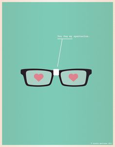 nerd love- you fog my spectacles