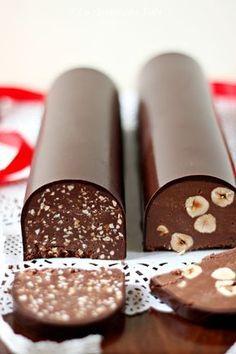 torrone dei morti in 2020 Chocolate Pudding Cake, Love Chocolate, Chocolate Desserts, Sweet Recipes, Cake Recipes, Dessert Recipes, Food Cakes, Cake Cookies, Cupcakes