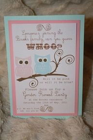 gender party invites