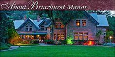 Restaurant | Weddings | Banquets | Briarhurst Manor Estate | Manitou Springs | Colorado Springs