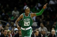 Ray Allen to Sign with Miami Heat