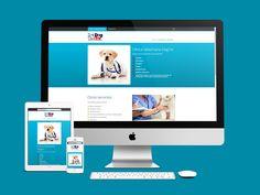 DogTor es una clínica veterinaria. Ofrece servicios médicos, tienda de mascotas, y está ubicada en Bogotá. Se hizo el diseño de página web (Temporal) en WordPress.  Año 2015.