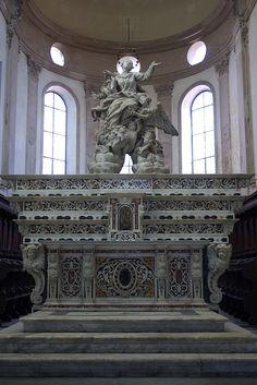 Santa Maria di Castello, GenovaAltar