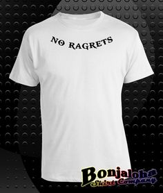 We're The Millers - No Ragrets (T-Shirt) - Outlaw Custom Designs, LLC
