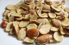 Ogbono seed , wild african mango seeds