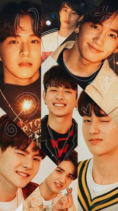 YGTB Wallpapers Yg Trainee, Treasure Boxes, Lock Screen Wallpaper, Drama, Korean, Nice, Wings, Cute, Korean Language