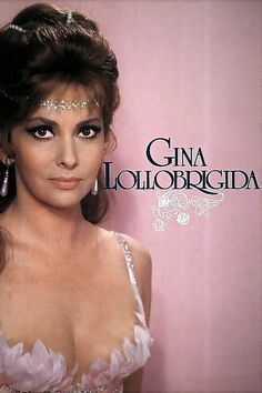 Yes, she is the great actrees of #Hollywood #GinaLollobrigida, so beautiful!