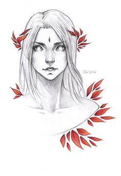 Red leaves by sashajoe.deviantart.com on @DeviantArt