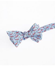 Vineyard Vines Lobsters & Lemons Bow Tie!  www.keenelandgiftshop.com
