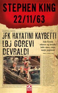 Zamanda yolculuk hiç bu kadar inandırıcı ve bu kadar ürkütücü olmamıştı!    http://www.idefix.com/kitap/22-11-63-stephen-king/tanim.asp?sid=XYAK3CY1I283VP7IKT5V