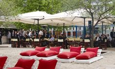Strand Zuid, Amsterdam  Since opening at 2005 it has become a fixture in the Amsterdam world of events and restaurants, providing the ideal blend of business and leisure.