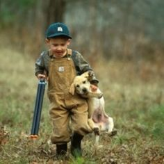 Country Boys. @TawnyaHodges- Stetson needs a picture like this!!! Too adorable :)