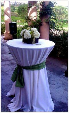 Spring Summer Brown Green Centerpiece Wedding Flowers Photos & Pictures - WeddingWire.com